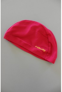 Bonnet de bain fuchsia (junior)
