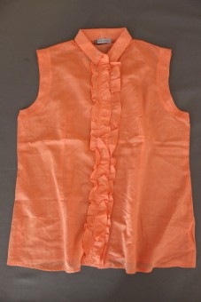 Blouse orange Natalys