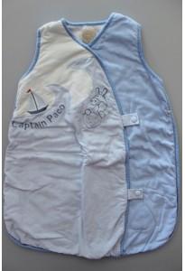 Gigoteuse coton bleu, Captain Paco Noukie's