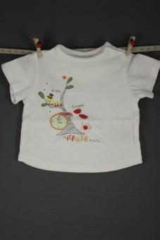 """Tee-shirt manches courtes """"arbre"""" La Cie des Petits"""