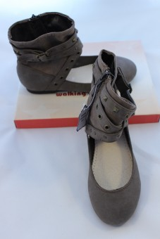 Ballerines taupe Bopy