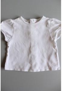 Tee-shirt MC blanc Escada