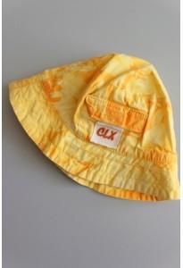 Chapeau  jaune Clayeux