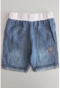Short jean bleu Absorba