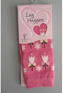 Jambières bébé roses (Leg Huggers) - Agöö Apparel