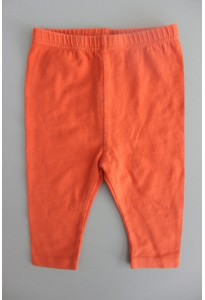 Leggings oranges DPAM