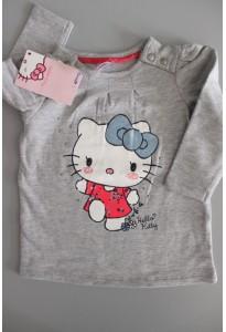 Sweat gris, Hello Kitty