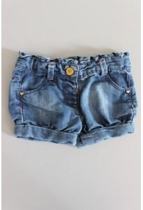 Short jean bleu TAO