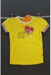Tee-shirt jaune Noppies