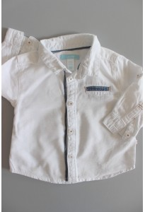 Chemise blanche Obaibi
