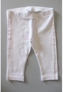 Leggings blancs Kiabi