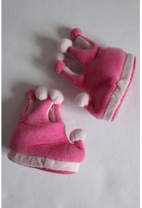 Chaussons roses, Princesse