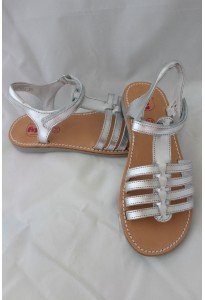 Nu-pieds Ytonga argent TTY