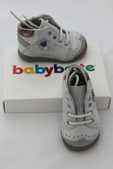 Chaussures Falsifi gris Babybotte