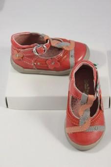Chaussures Shina corail Babybotte